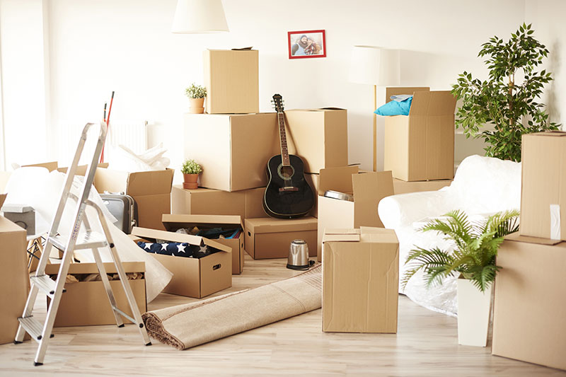 Moving Day Etiquette in Fairfax
